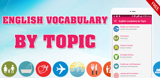 English vocabulary by Topics - Awabe - Apps on Google Play