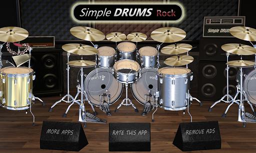 Simple Drums Rock - Realistic Drum Simulator 1.6.3 1