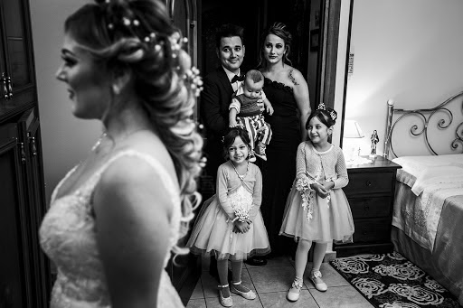 Wedding photographer Leonardo Scarriglia (leonardoscarrig). Photo of 12.02.2019