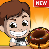 Idle Donut Tycoon - Rich Tapping Capitalist
