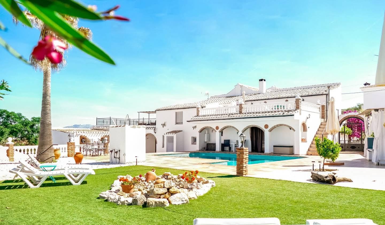 Maison avec piscine et jardin Iznájar