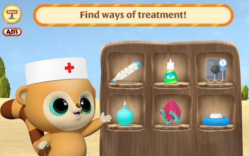 YooHoo: Pet Doctor Games for Kids! 1.1.2 screenshots 12