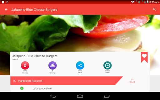 Burger And Pizza Recipes 25.7.5 screenshots 21