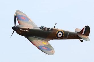 Photo: Supermarine Spitfire Mk1A