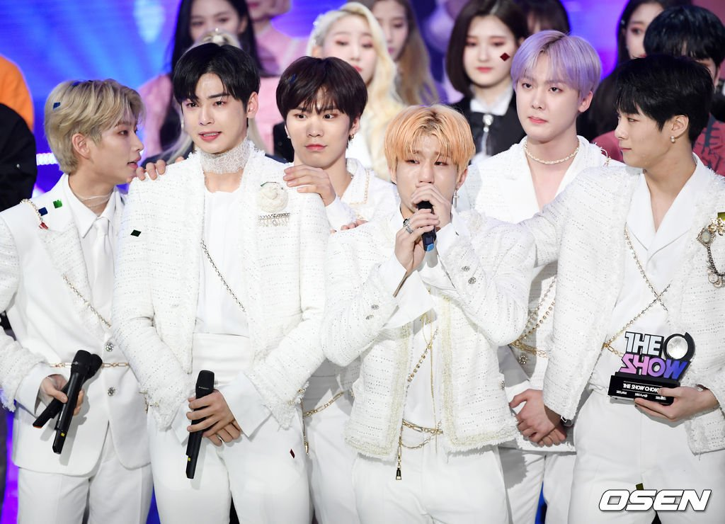 ASTRO Has Finally Earned Their First Win 3 Years After Debut And