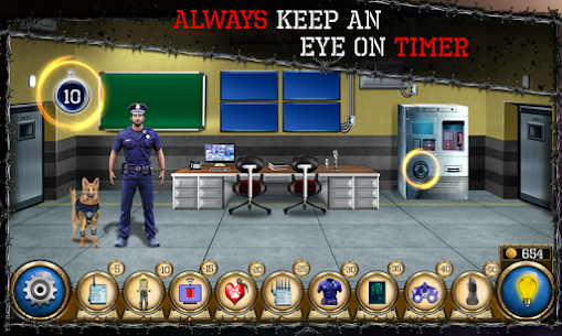 Room Jail Escape – Prisoners Hero 9