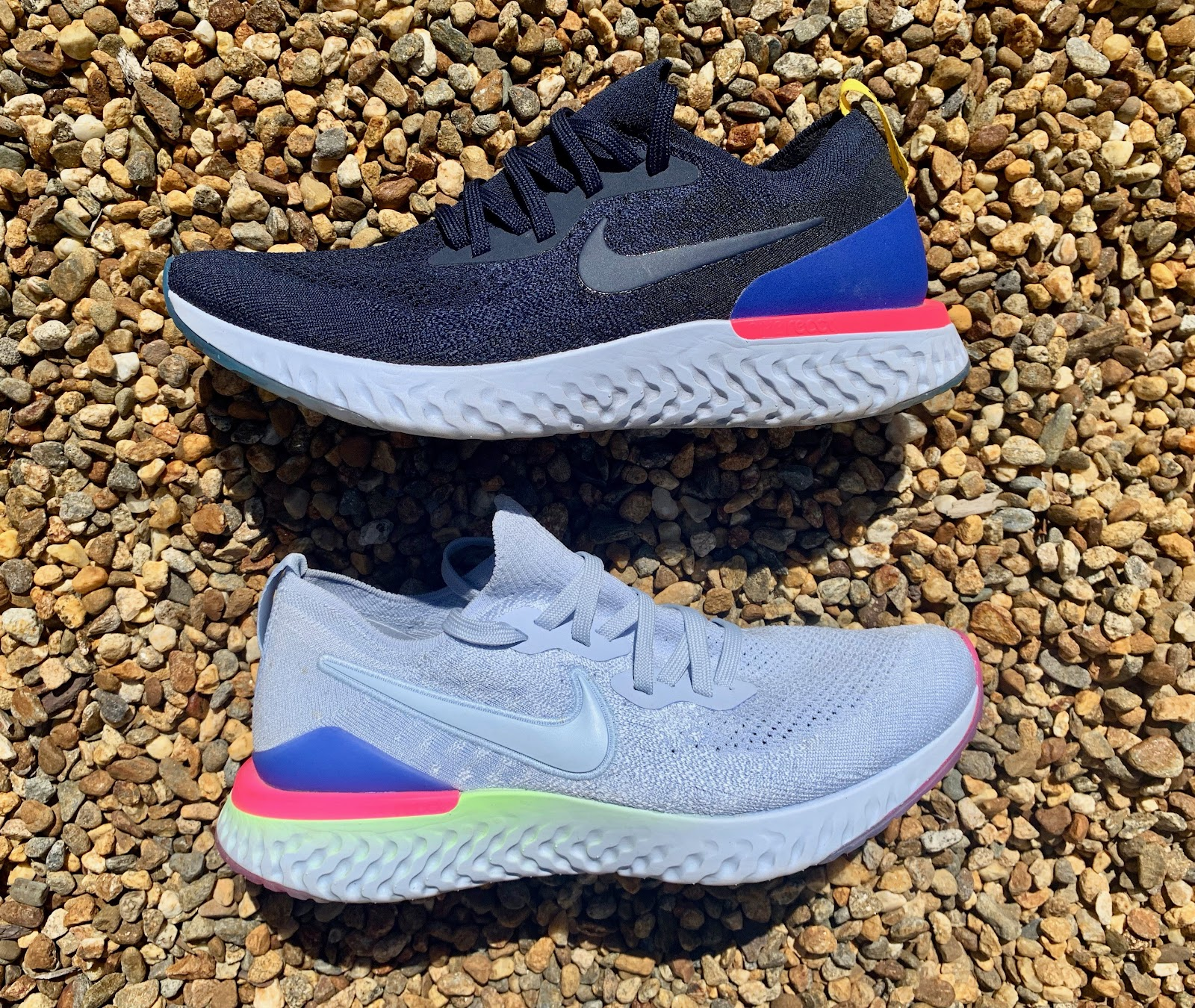 f32986018258 Road Trail Run  Nike Epic React Flyknit 2 Review  A Subtle yet ...