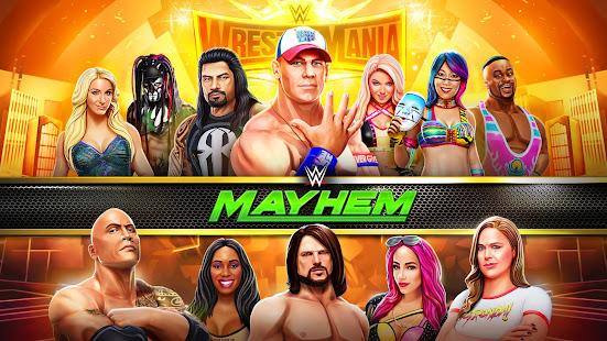 WWE Mayhem v1.1 APK Data Obb Full Torrent