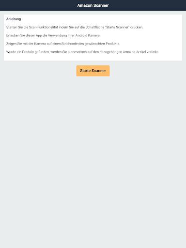 Barcode Scanner Pro für Amazon Deutschland 1.0.1 screenshots 3