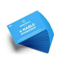 $20 e-NABLE Sponsorship