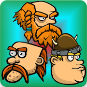 Tap Team Troika: A Viking Clicker MOD APK 1.0.27 (Unlimited Money)