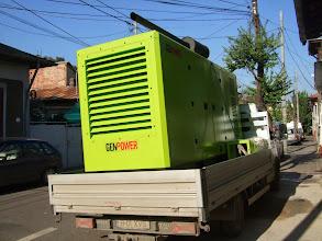 Photo: Generator Inter 220 kva, GNT, Aeroport, Ploiesti