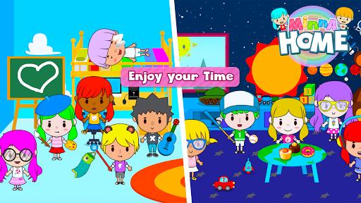 Minna Home Sweet Pretend Playground 1.1.1 screenshots 5