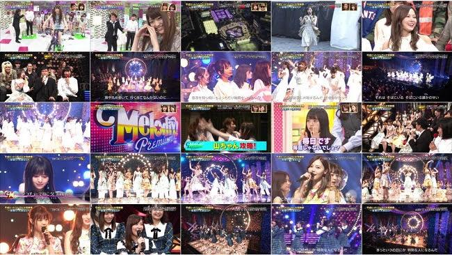 181227 (720p+1080i) 乃木坂46 SKE48 Part – premium MelodiX! SP