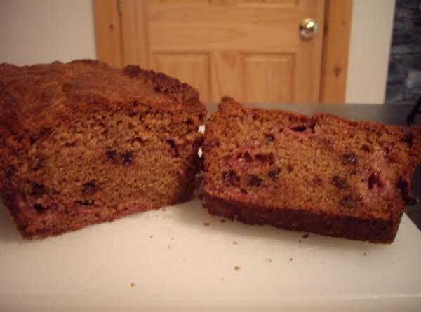 Ciao Bella Strawberry Chocolate Bread Recipe
