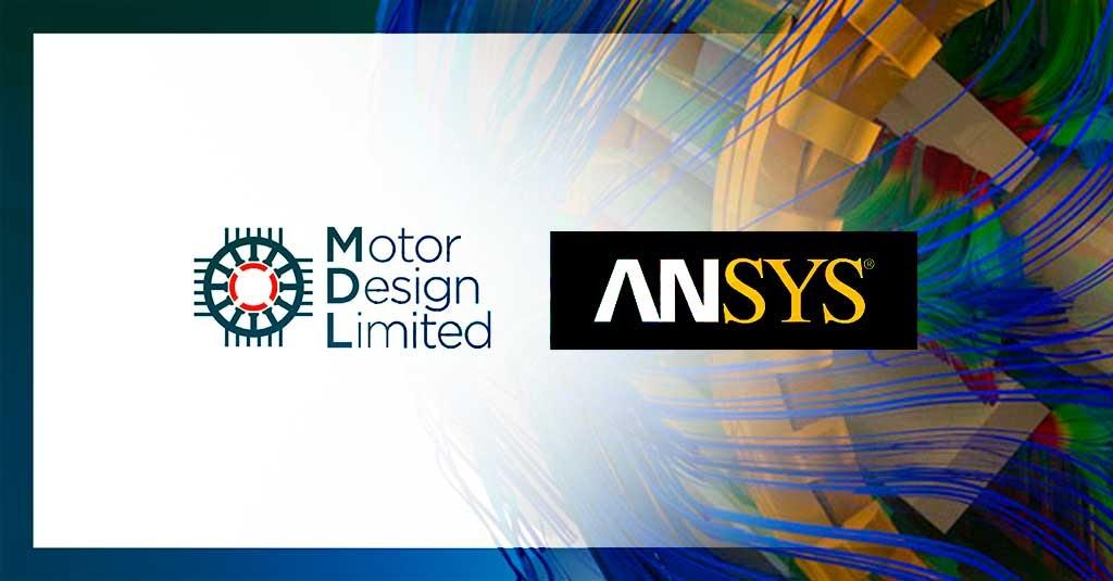 ANSYS усиливает позиции в области разработки электрических машин благодаря соглашению с Motor Design Ltd
