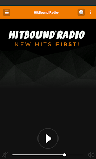 HitBound Radio- screenshot thumbnail