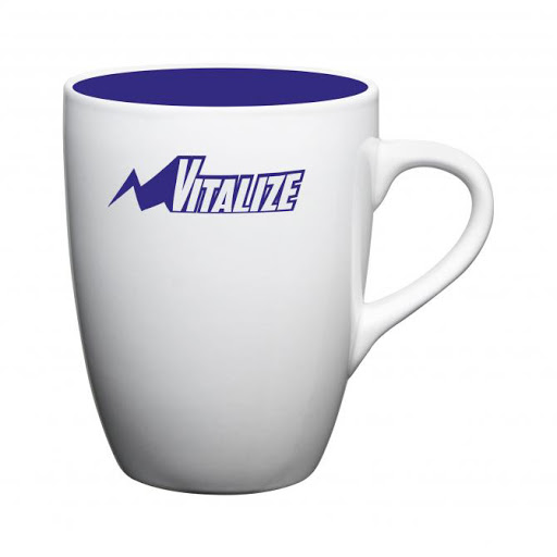 Mugs with Inner Colour Coating