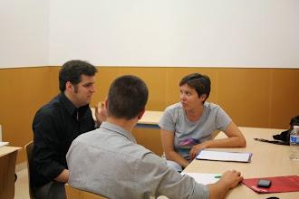 Photo: Reunión de Libelium con Fundación DFA