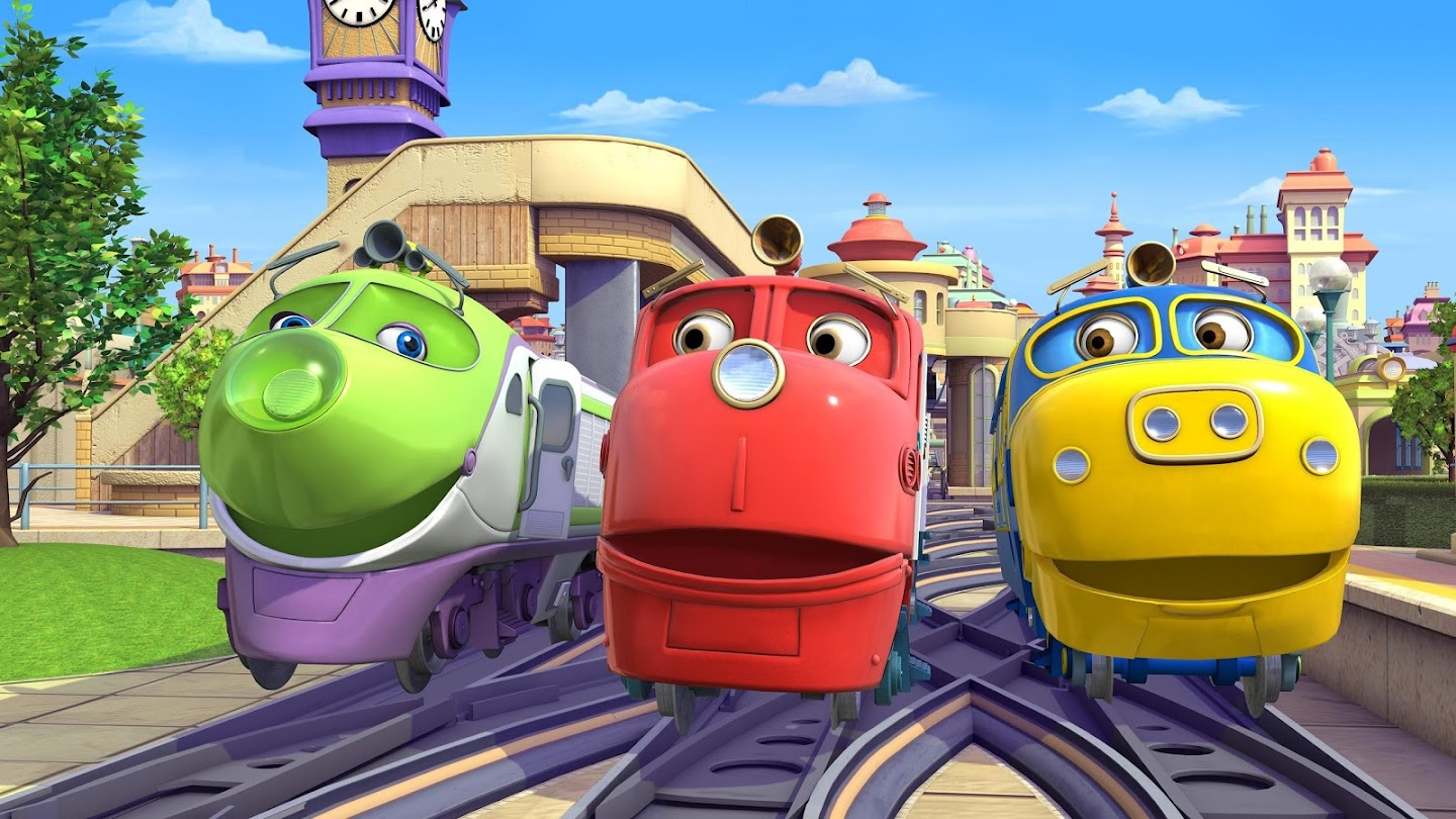 Watch Chuggington Tales From the Rails live