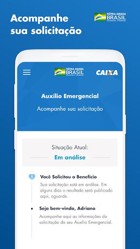 CAIXA | Auxílio Emergencial screenshot 8