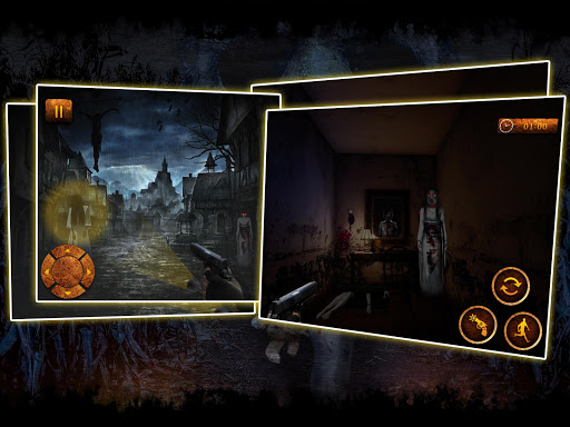 Evil Haunted Ghost – Scary Cellar Horror Game 1.2 screenshots 14