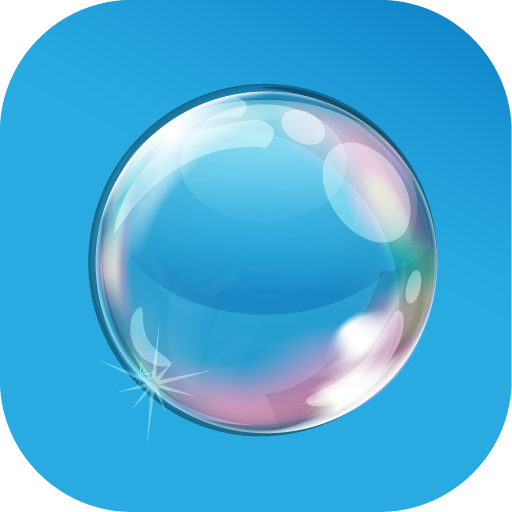 Bubble Pop Adventure 冒險 LOGO-玩APPs