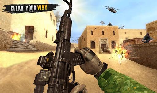 Aventure commando: mission commando jeu  captures d'écran 1