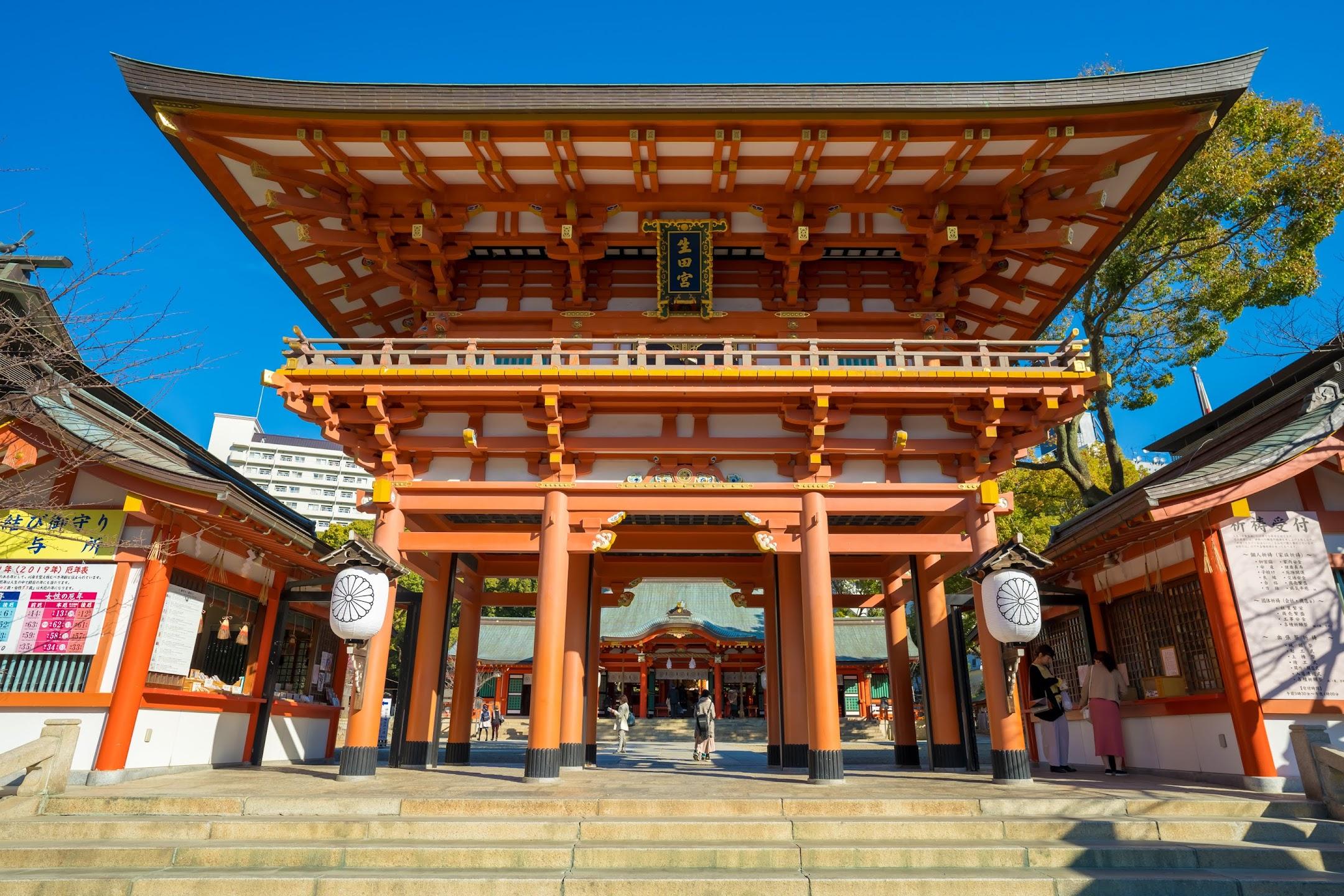 神戸 生田神社2