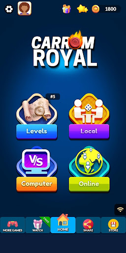 Carrom Royal - Multiplayer Carrom Board Pool Game apktram screenshots 13