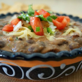 Spicy Black Bean Dip Recipes