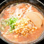 Vegetarian Gold Kome Miso Ramen