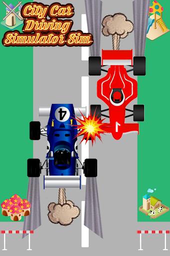 市汽车驾驶模拟器辛