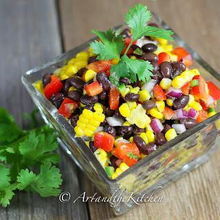 Santa Fe Salad Corn Recipes