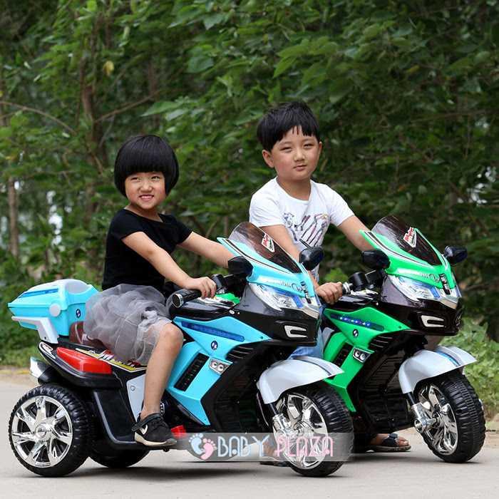 Xe máy điện ba bánh cho bé T20709