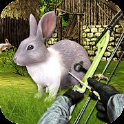 Rabbit Hunt : BowMaster Hunting Challenge Game
