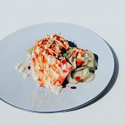 Smoked Trout Nigiri Salad