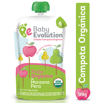 Compota Baby Evolution