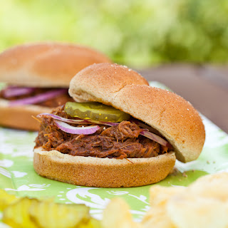 Perfect, Smoky Pulled Pork