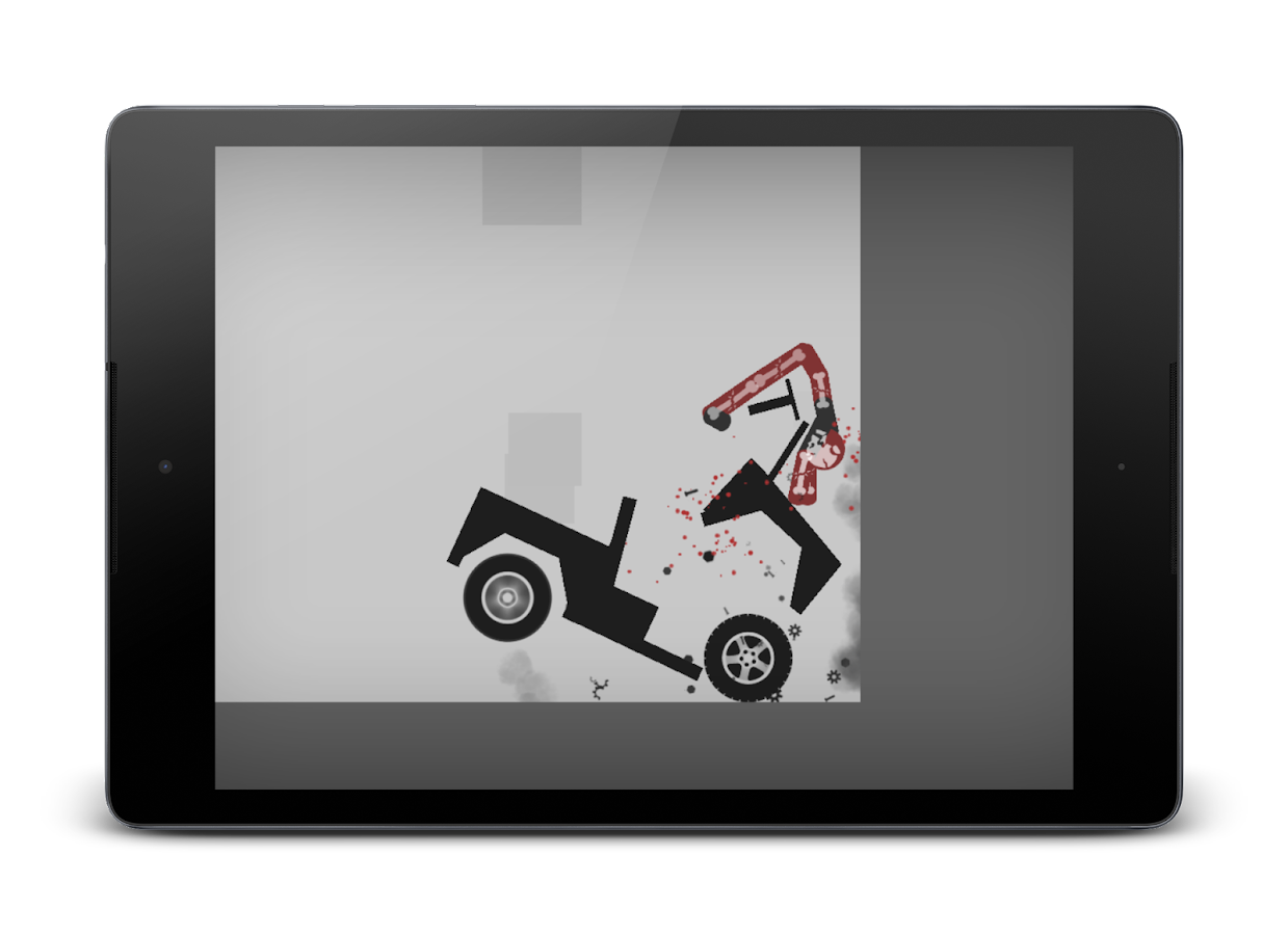 Stickman Dismounting- screenshot