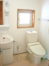 Photo: 2階 トイレ 2层 厕所 2F toilet