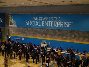 Photo: Cloudforce Social Enterprise Tour 2012   San Francisco