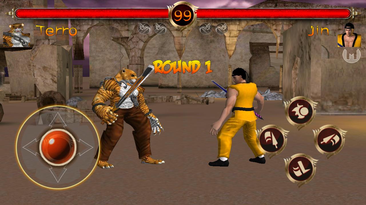 Jogos de lutas gratis