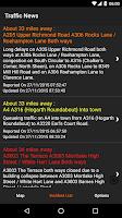 Screenshot of RAC