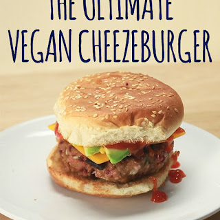 2. The Ultimate Vegan Cheezeburger