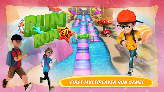 Game RUN RUN 3D APK for Windows Phone