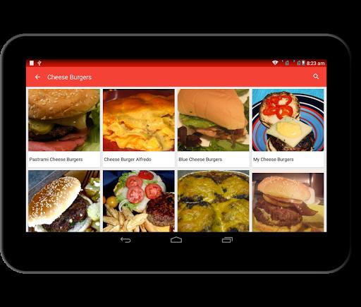 Burger And Pizza Recipes 25.7.5 screenshots 17