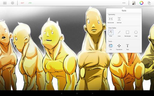 SketchBook Express screenshot 2