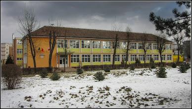 """Photo: Str. Rapsodiei, Nr.1 - Scoala  """"Avram Iancu"""" - 2017.01.14"""