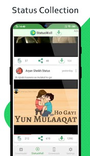 Status Saver – Downloader for Whatsapp Video apk 3